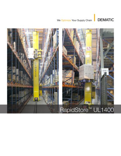 RapidStore UL1400