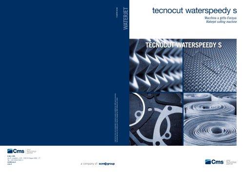 Tecnocut waterspeedy s