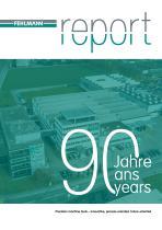 FEHLMANN REPORT 11 - 2020 - 90 Jahre Fehlmann AG