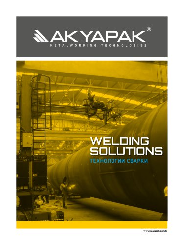 AKYAPAK WELDING SOLUTIONS