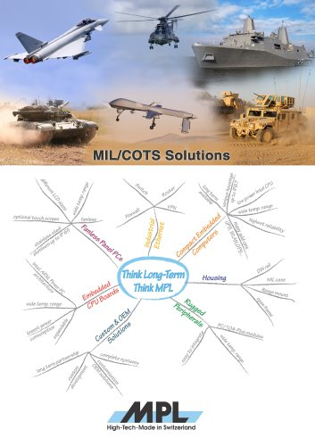 MPL AG MIL/COTS Solutions