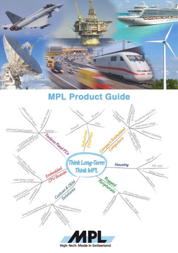 MPL AG Product Guide
