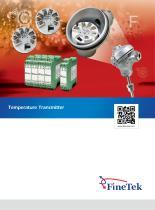 TR Series Temperature Transmitter