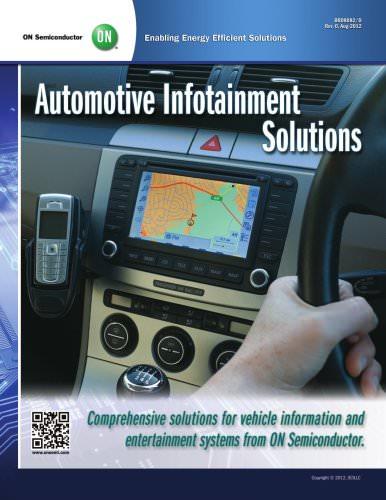 Automotive Infotainment Solutions