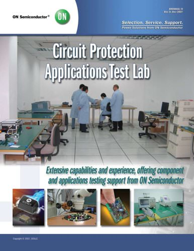 Circuit Protection Applications Test Lab