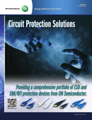 Circuit Protection Solutions 2013