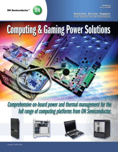 Computing and Gaming Power Solutions