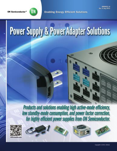 Power Supply & Power Adapter Solutions