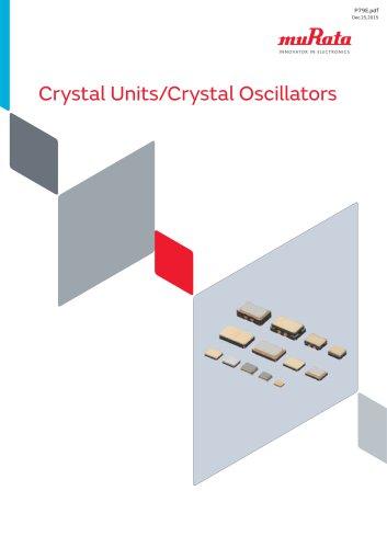 Crystal Units/Crystal Oscillators