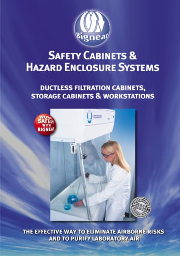 Safety Handling and Hazard Containment Systems
