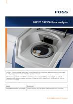 NIRS™ DS2500 Flour Analyser