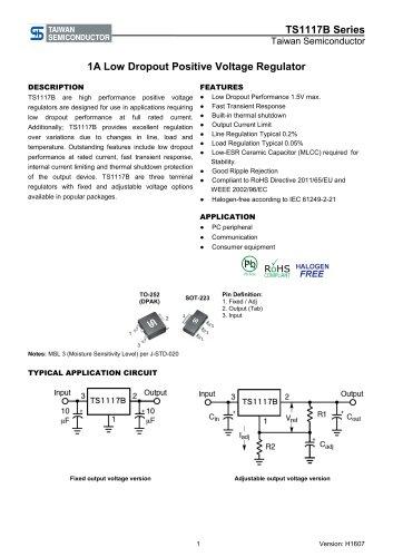 TS1117BCW33