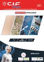 Production catalog