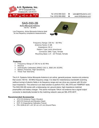 SAS-550-2B