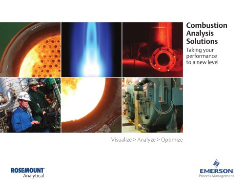 Combustion Analysis Solutions