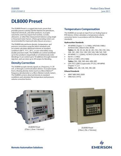 DL8000