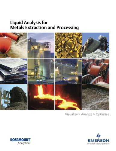 Liquid Analysis for Metal Extraction