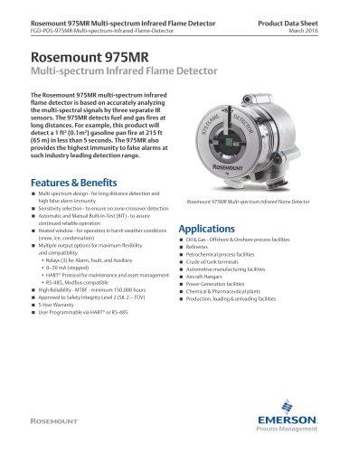 Rosemount 975MR