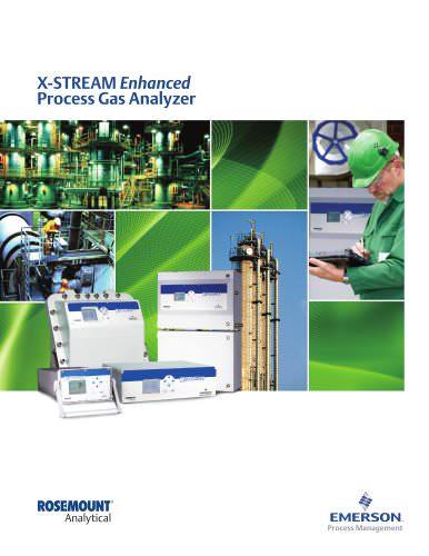 X-STREAM Enhanced Process Gas Analyzer