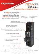 NOVA22 PMP Series Proportional Control Solid State Relays