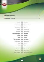 FAVIER product catalog