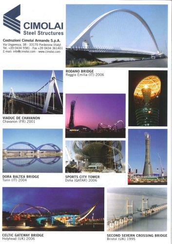 CIMOLAI SPA - Steel structures