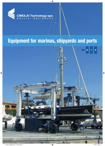Mobile boat Haulers - size XS-S-M