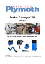 Product Catalogue 2019