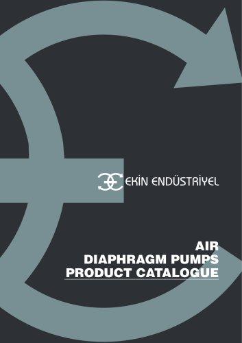 AIR DIAPHRAGM PUMP PRODUCT CATALOGUE
