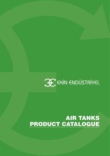 AIR TANK PRODUCT CATALOGUE