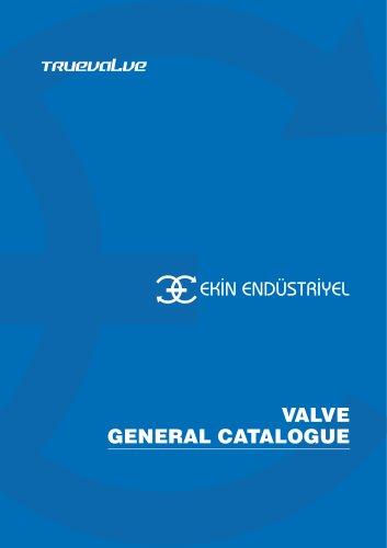 VALVE GENERAL CATALOGUE