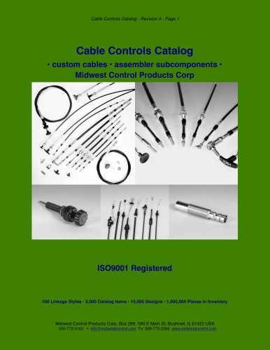 Cable Controls