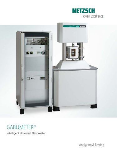 GABOMETER® - product brochure