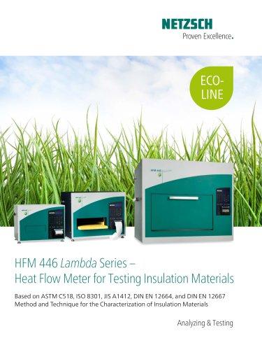 HFM 446 Lambda Series - product brochure