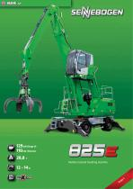 825 M E-Series