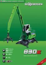 830 MHD/MHDS/Trailer