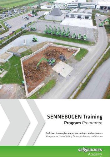 Brochure Training