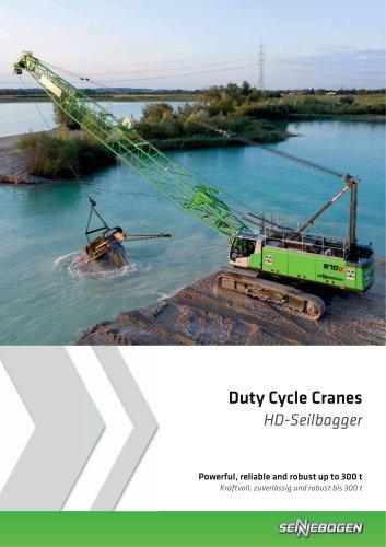 Duty Cycle Cranes