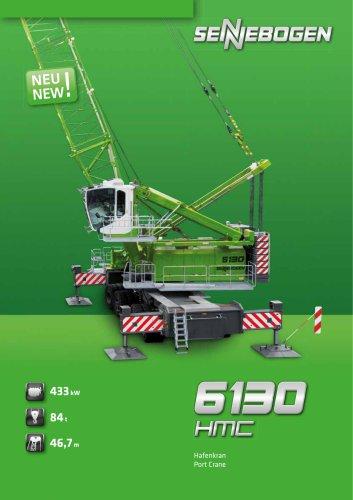 Hafenmobilkran 6130 HMC - Crane Line