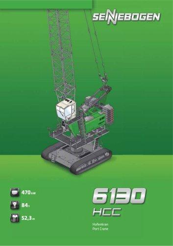 Harbour Mobile Crane 6130 HCC - Crane Line