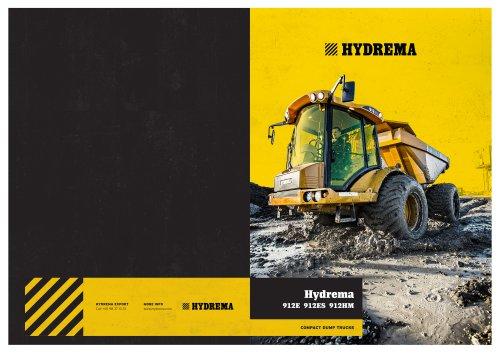 Hydrema  912E  912ES  912HM