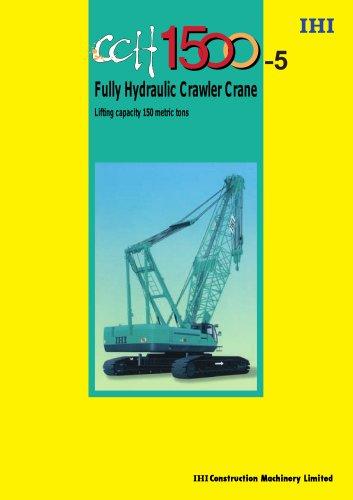 Crawler Crane CCH1500-5