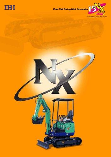 Mini Excavators 15NX
