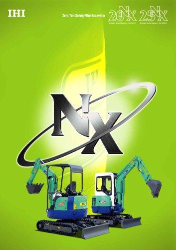 Mini Excavators 20NX