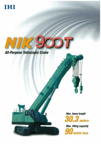 Telescopic Crane NIK900T