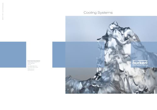 Cooling Systems Brochure