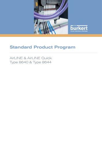 Produktübersicht AirLINE & AirLINE Quick_En