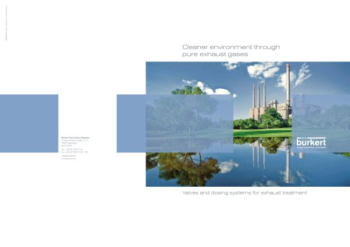 Saubere Umwelt durch reine Abgase_en