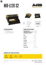 MB-L120 S2 Product data sheet