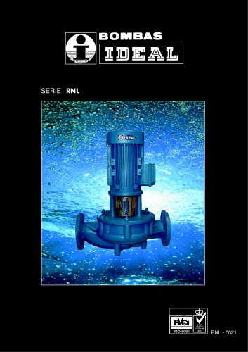 Water supply systems Serie RNL